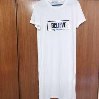 T-shirt Dress #UNDER90
