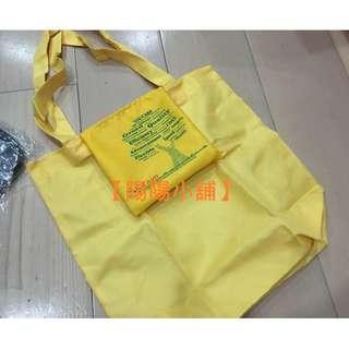 【陽陽小舖】《股東會紀念品》環保購物袋(黃)
