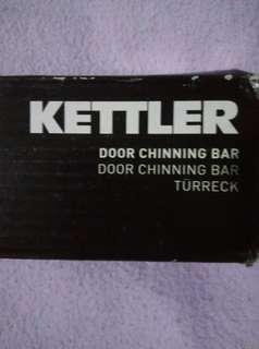 Kettler Door Chinning Bar