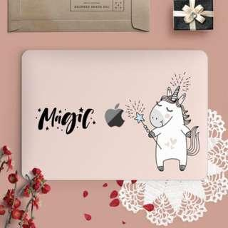 Magic Unicorn Moment Macbook Microsoft Laptop Vinyl Decal