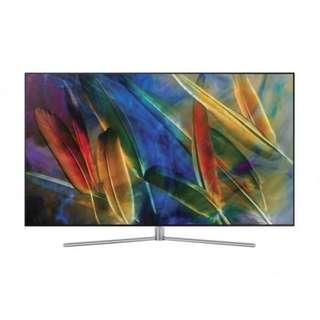 "Samsung TV – 65"" Q7F 4K Smart QLED TV QA65Q7AMK Ultra HD"