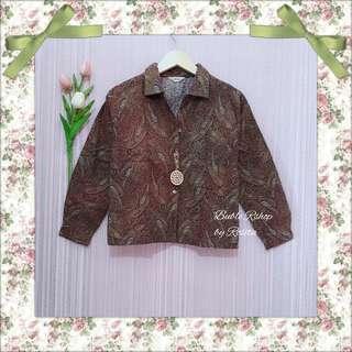 Atasan blouse Kemeja batik