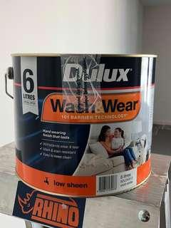 6L Dulux Paint Brand New Unopened Antique White