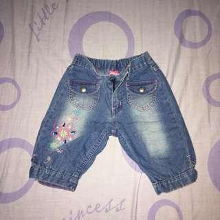 disney • denim bottoms (kids)