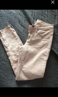 Rag and bone jeans light/baby pink