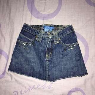bayo • denim skirt (kids)