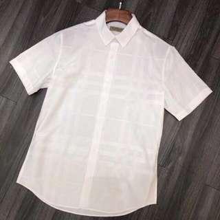 🚚 Burberry短袖襯衫#大降價#你敢問讓你殺一下