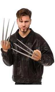 PO: Rubie's Costume Co. X-Men's Classic Wolverine Claws (Adult)