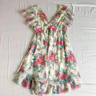 Pastel Sunday Dress
