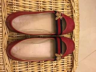 Gucci童鞋23半