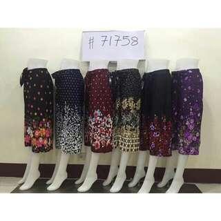 Korean Style Fashion Square Pants