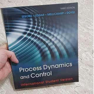 Process Dynamics and Control- International Student Version (Third Edition) by Seborg, Edgar, MelliChamp & Doyle