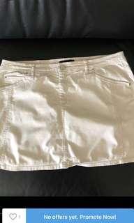 $6 mailed Uk14 mango skirt