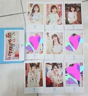 TWICE Candy Pop Showcase PC Photocard