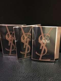*Free by post* YSL Perfume samples 3pcs