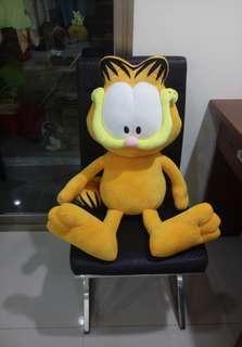 """🚚 正版雷標""""坐高56公分 加菲貓 Garfield"""