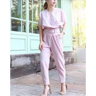 Dusty Pink Top and Pants set. #3×100