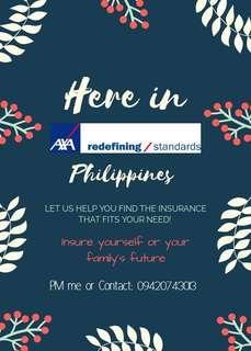 AXA Phil. insurance
