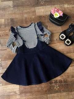 2 pcs for korean Dress