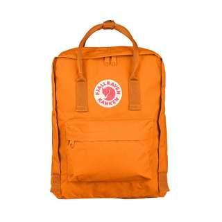 Fjallraven Kanken Classic Backpack - Orange