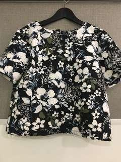 Warehouse Floral Top
