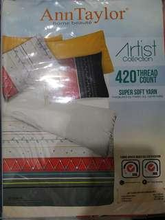 King size Bedsheets Ann taylor