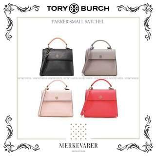 TB Tory Burch Parker Small Satchel