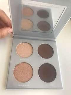 Pur highlight and contour palette