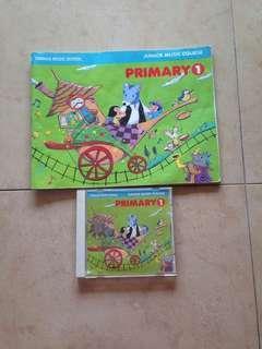 Yamaha JMC 1 Book & CD