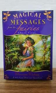 🚚 Doreen Virtue Magical Messages from the Fairies Oracle
