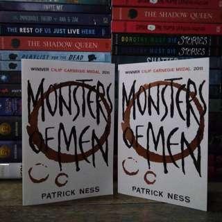 Monster Among Men - Patrick Ness