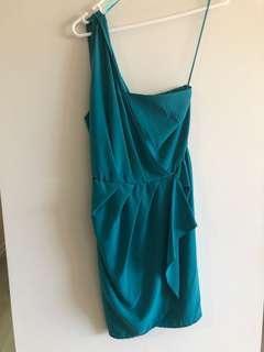 🔥Topshop Teal Dress