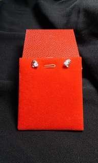 全新 S925 純銀 耳環 Sterling Silver Earrings Ear Rings