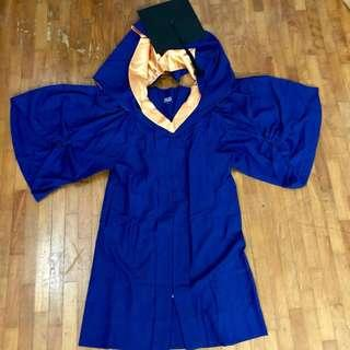 NUS FASS Graduation Gown