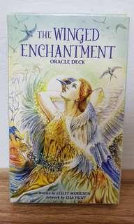 🚚 The Winged Enchantment Oracle Deck