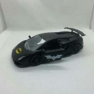 10th September Customers' Preorder Order Arrived Batman Pullback Diecast
