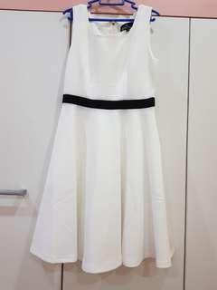 Doublewoot White Dress
