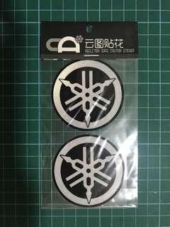 Reflective / Waterproof Sticker Decal (BNIP) [YAMAHA]