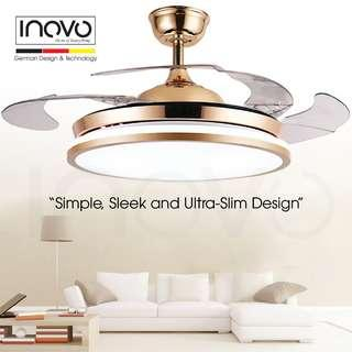 Fanco Ceiling Fan Living Room Furniture Carousell Singapore