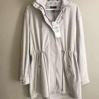 Zara Suede Jacket