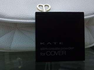KATE打亮光影修容粉