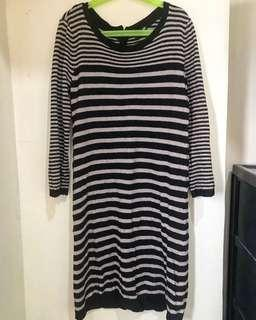 REPRICED knitted dress