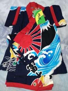 🚚 日本幼兒浴衣