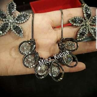 Set Necklace & Earing #3x100