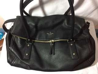 Authentic Kate Spade Two Way Overnight Bag