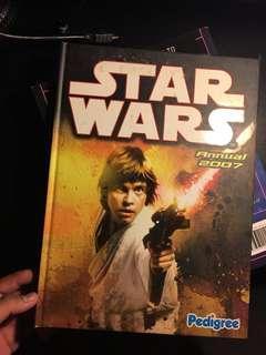 Star wars annual 2007