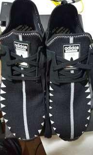 Adidas NMD R1 PK Neighborhood Core Black US10.5/UK10