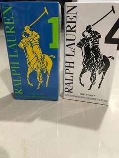 Ralph Lauren 1&4