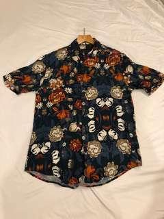 ZARA Printed S/S Shirts