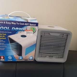 移動式冷風扇